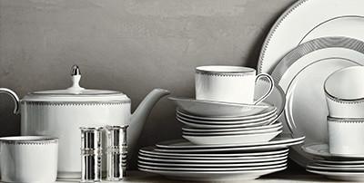 Platinum Dinnerware